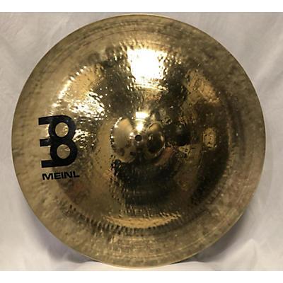 Meinl 18in MB20 Rock China Cymbal