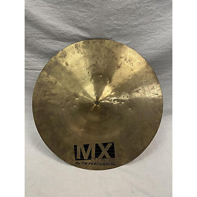 CB Percussion 18in MX Series Crash Cymbal