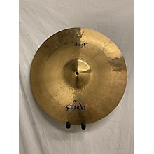 Saluda 18in Mist X China Cymbal
