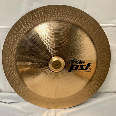 Paiste 18in PST5 18' CHINA Cymbal