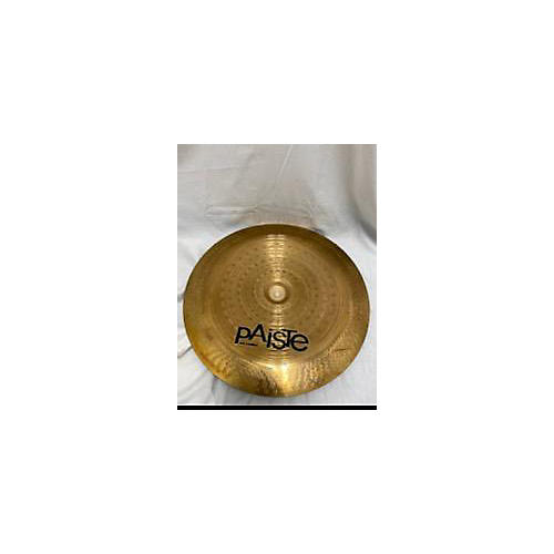 Paiste 18in PST5 China Cymbal 38