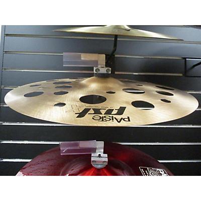 Paiste 18in PSTX Swiss Thin Crash Cymbal