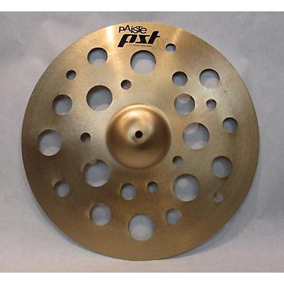 Paiste 18in PSTX Swiss Thin Cymbal