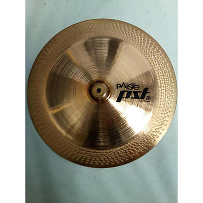 Paiste 18in Pst 5 China Cymbal