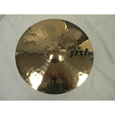 Paiste 18in Pst8 Reflector Rock Crash Cymbal