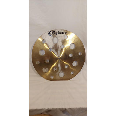 Bosphorus Cymbals 18in Traditional FX Crash Cymbal
