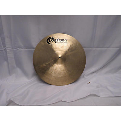 Bosphorus Cymbals 18in Traditional Series Cymbal