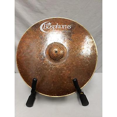 Bosphorus Cymbals 18in Turk Series Thin Crash Cymbal