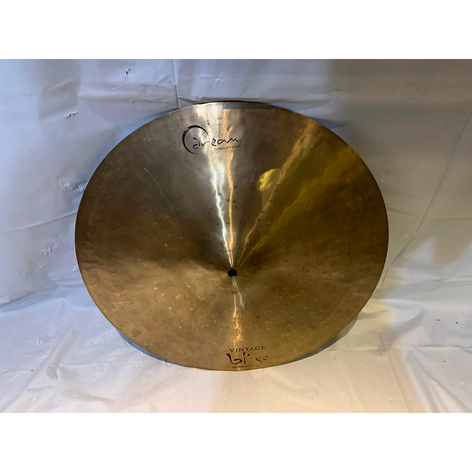 Dream 18in Vintage Bliss Crash Ride Cymbal