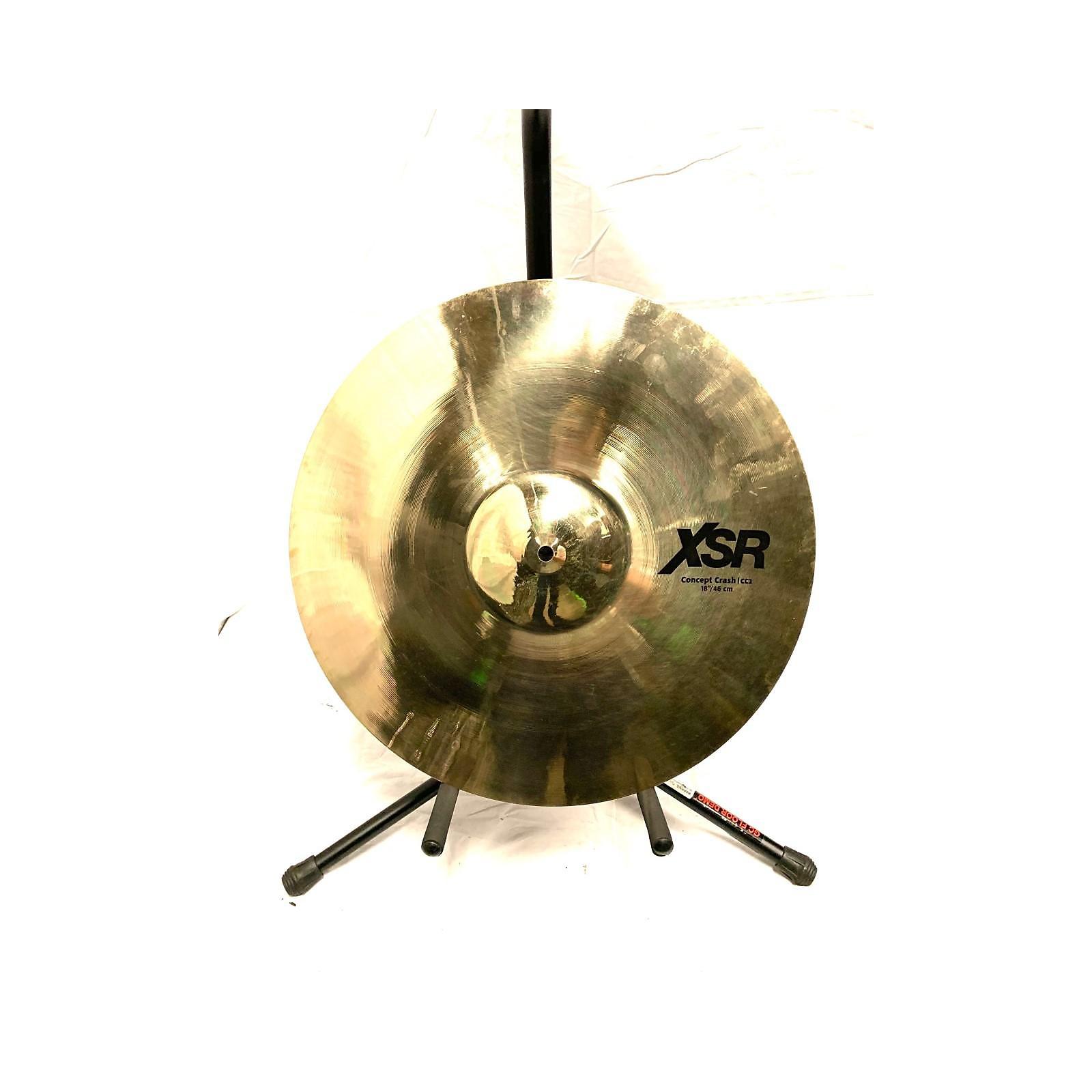 Sabian 18in XSR Concept Crash Cymbal