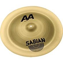 "Sabian 19"" AA Chinese Cymbal"