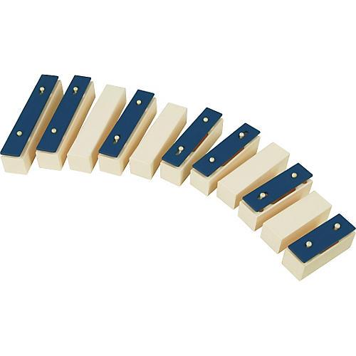 Sonor 19-Bar Chime Bar Set Chromatic Add-On
