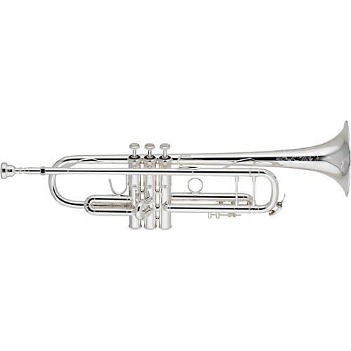 Bach 190S43 Stradivarius Series Bb Trumpet Silver plated Yellow Brass Bell
