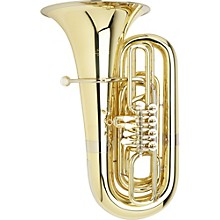 191 Series 5/4 BBb Tuba S191-4V Yellow Brass 4 Valves Standard Slides