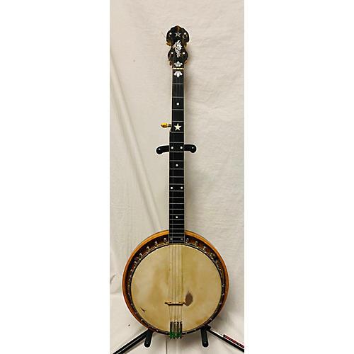 Vega 1910 Whyte Laydie #2 Banjo Natural