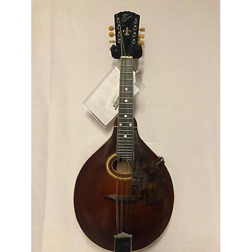 Gibson 1910s A-4 Mandolin Brown