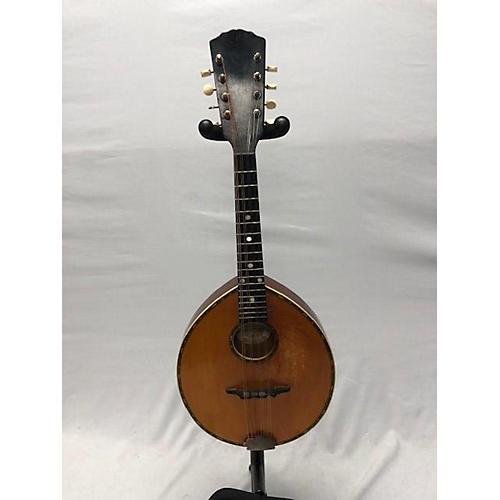 Gibson 1910s Alrite Mandolin Mandolin Antique Natural