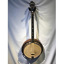 Ludwig 1920s Kingston Tenor OHSC Banjo