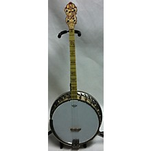 Bacon & Day 1920s Montana Silver Bell Tenor Banjo Banjo