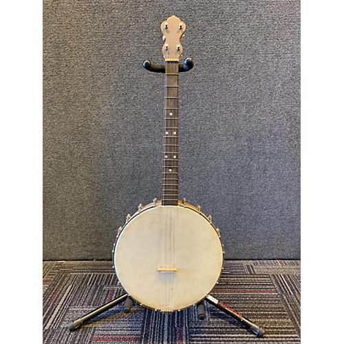 Slingerland 1920s TENOR BANJO Banjo Natural