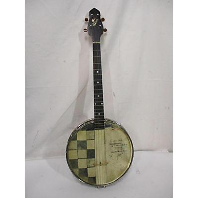 Gibson 1920s Tenor Banjo OHSC Banjo
