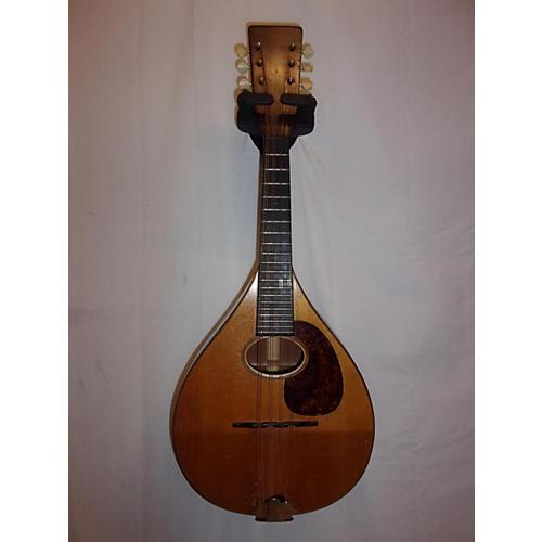 Oliver Ditson Company 1926 A Style Madolin Mandolin Natural