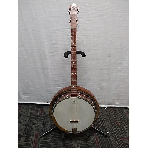 Slingerland 1930 MAY BELL Banjo Classic White