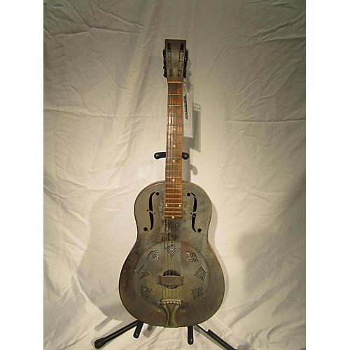 National 1930s DUOLIAN Acoustic Guitar Natural