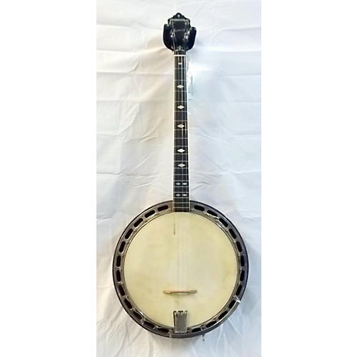 Ludwig 1930s KINGSTON Banjo Natural