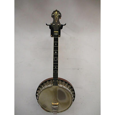Vega 1930s Professional Tenor Banjo Banjo