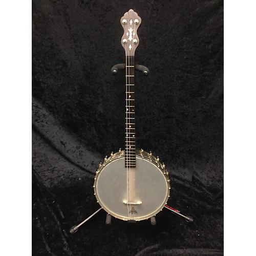 Washburn 1930s Tenor Banjo Banjo Natural