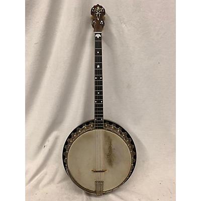 Vega 1930s VEGAPHONE TENOR PROFESSIONAL Banjo