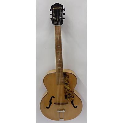 Harmony 1940s Patrician Acoustic Guitar