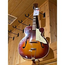 Silvertone 1950 Aristocrat Acoustic Guitar