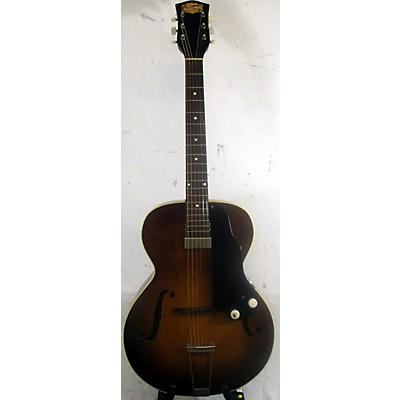 National 1950 Hollowbody Electric Hollow Body Electric Guitar