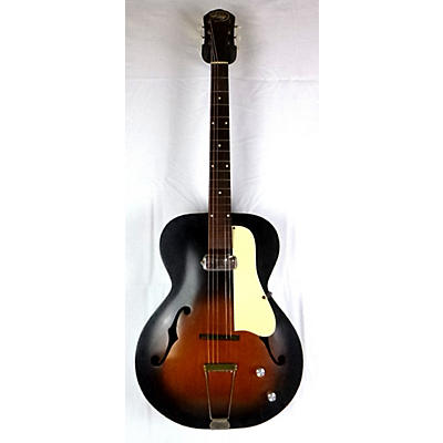 Kay 1950s Archtop Hollow Body Electric Guitar