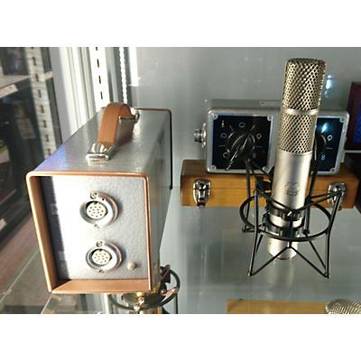 AKG 1950s C24 Mk I Multipattern Stereo Condenser Microphone