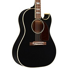 Gibson 1950's CF-100 Ebony Limited Edition Acoustic-Electric Guitar