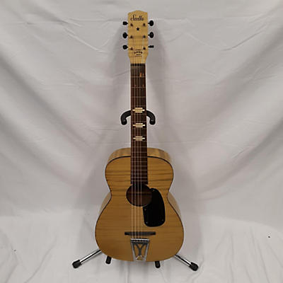 Stella 1950s F-60 Acoustic Guitar