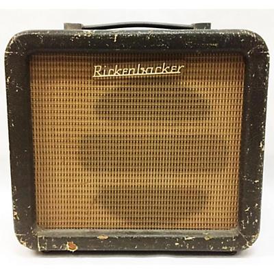 Rickenbacker 1950s M-11 Tube Guitar Combo Amp