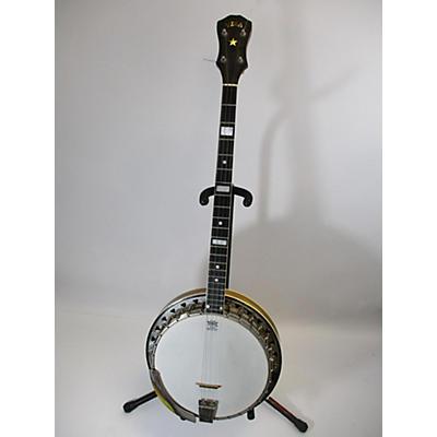 Vega 1950s Plectrum Banjo Banjo