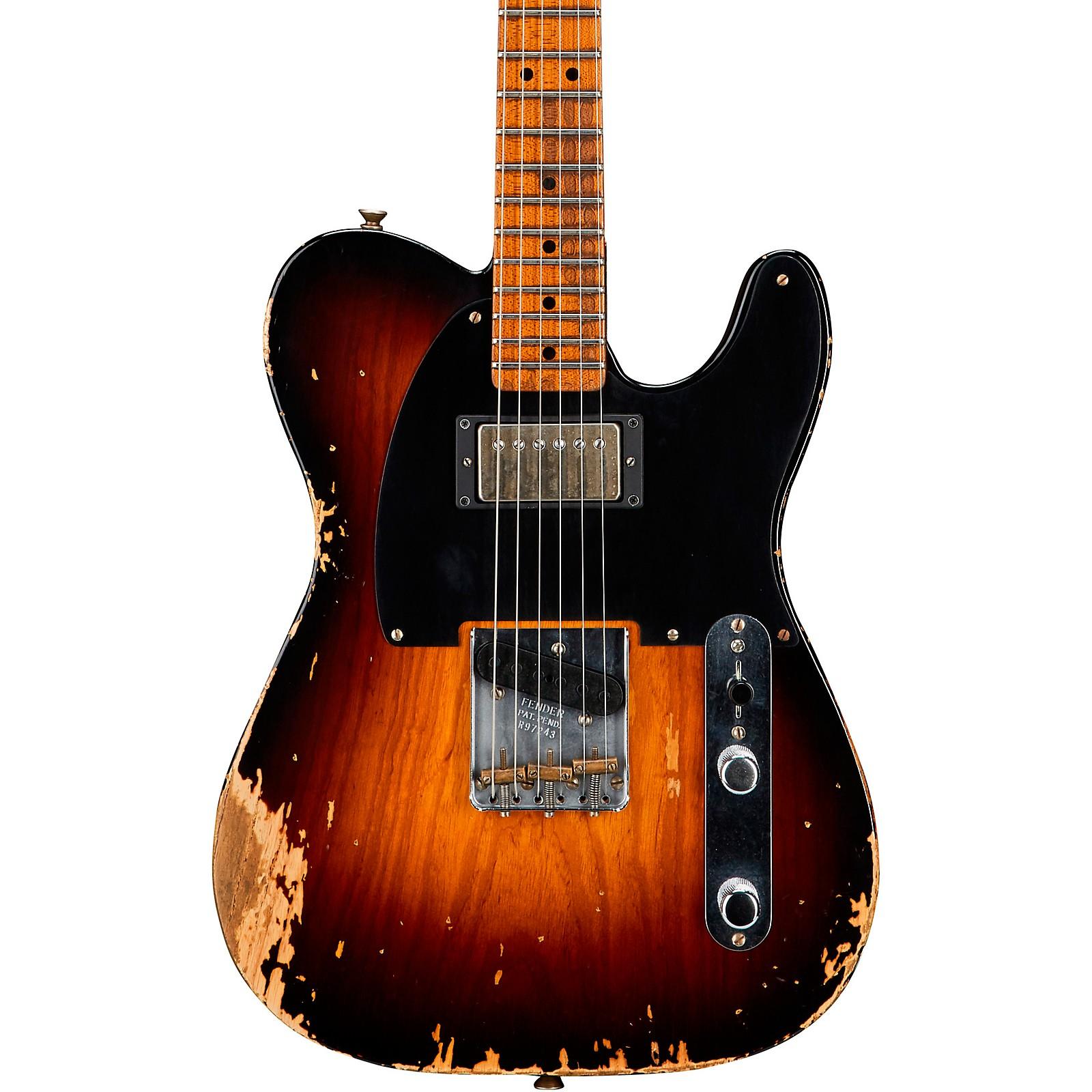 Fender Custom Shop 1951 Heavy Relic HS Telecaster Electric Guitar