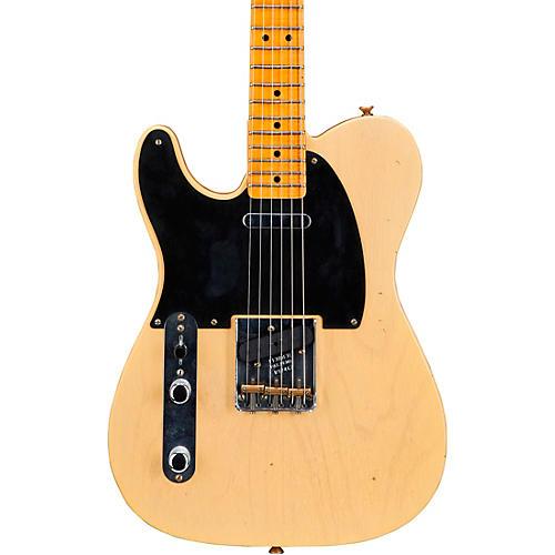 Fender Custom Shop 1951 Journeyman Nocaster Left Handed Electric Guitar