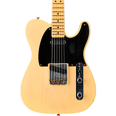 Fender Custom Shop 1951 Limited Edition Telecaster Journeyman Relic Electric Guitar
