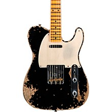 1952 Telecaster Heavy Relic Electric Guitar Black