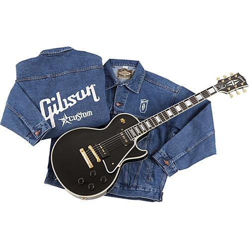 Gibson Custom 1955 Les Paul Custom Historic Electric Guitar