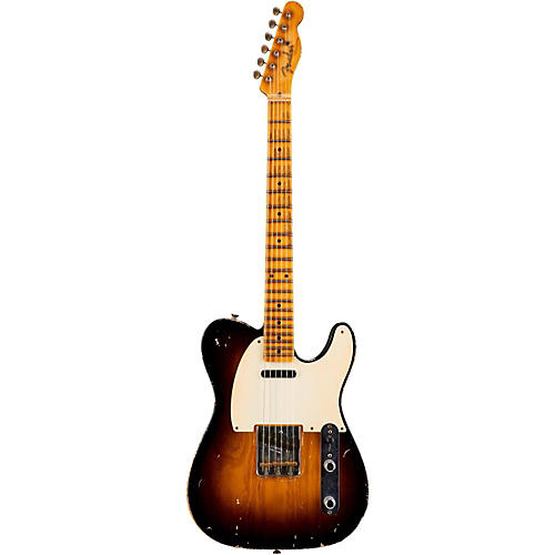 Fender Custom Shop 1955 Telecaster Relic Ash Masterbuilt by John Cruz