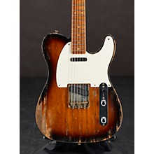 Fender Custom Shop 1955 Telecaster Relic Roasted Ash Electric Guitar Masterbuilt by Greg Fessler