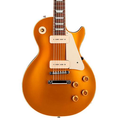 Gibson Custom 1956 Les Paul Goldtop PSL Electric Guitar Gold Top