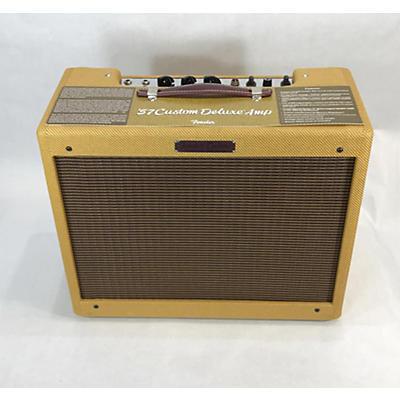 Fender 1957 Custom Deluxe Reissue 1x12 12W Tube Guitar Combo Amp